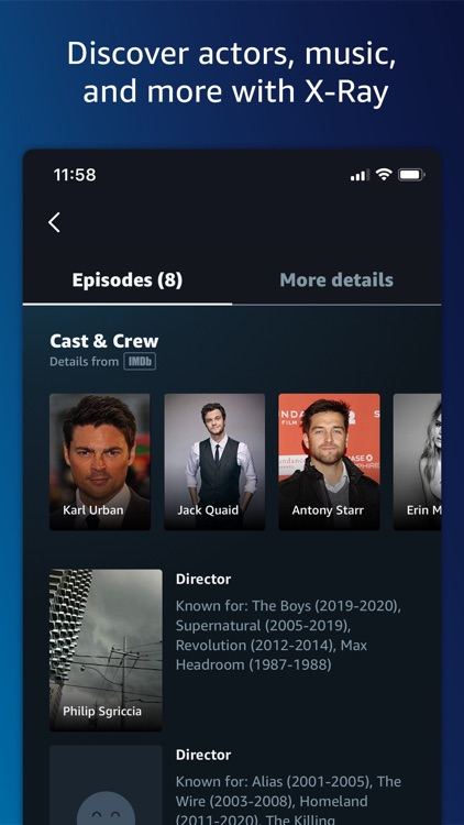 Amazon Prime Video screenshot-3