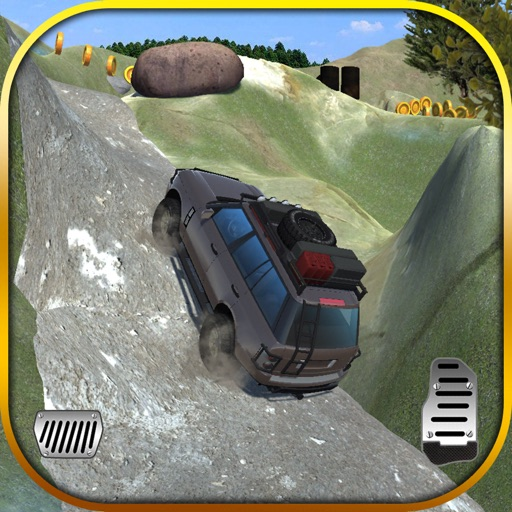 Muddy Road Truck 3D