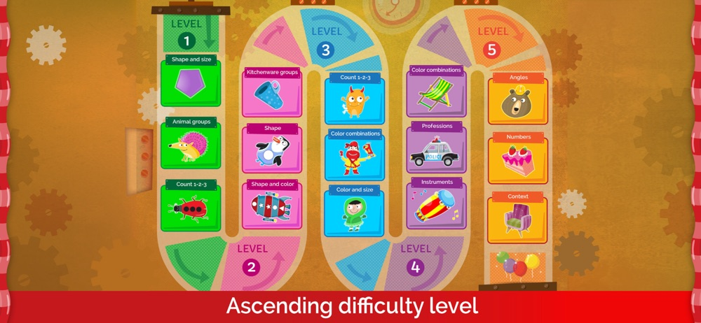 Toddler Games: puzzles, shapes hack tool