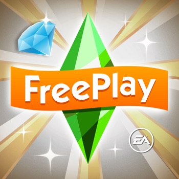 The Sims™ FreePlay Logo