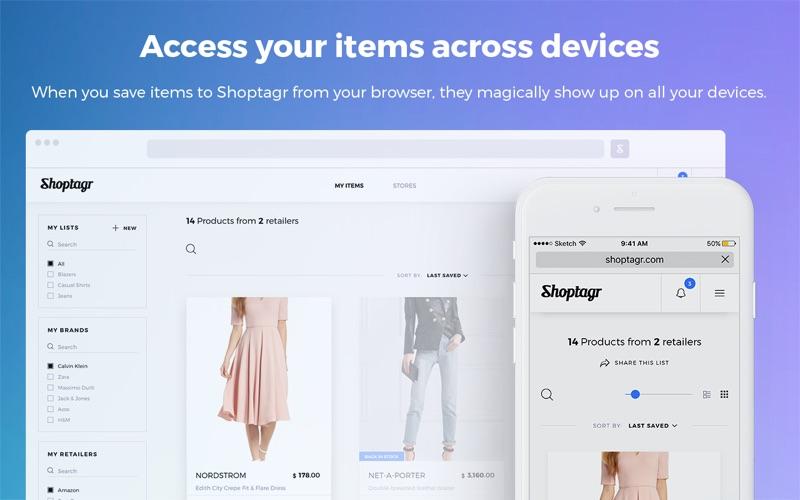 Shoptagr for Mac