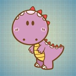 Sticker Me: Cute Animals