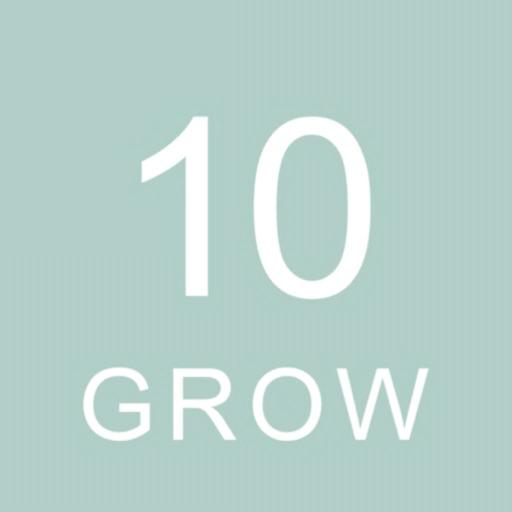 10GROW - リアルタイムパズルバトル