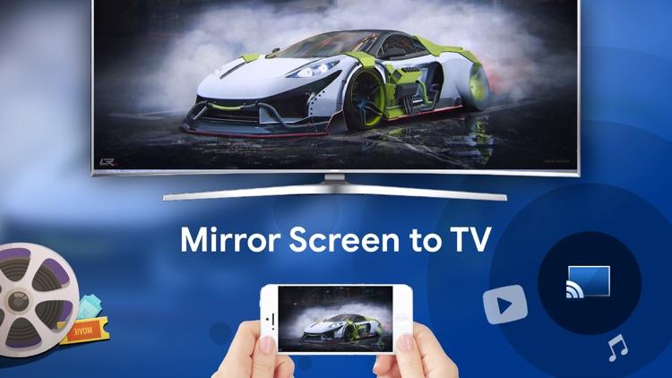 Mirror for Samsung TV ++