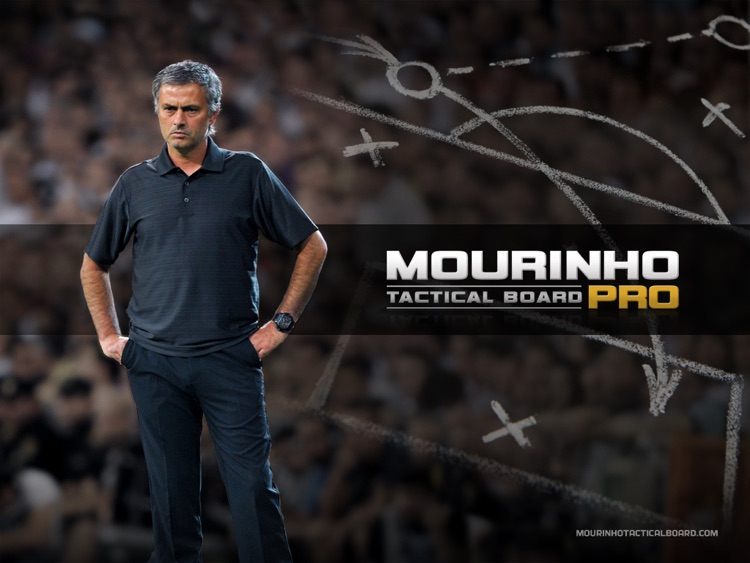 Mourinho Tactical Board Pro screenshot-0