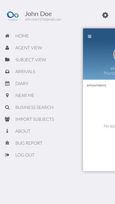 Associate screenshot three