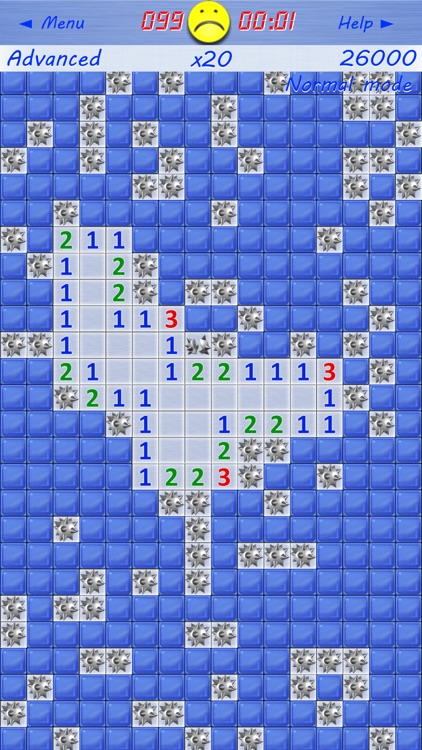 Classic Minesweeper :)