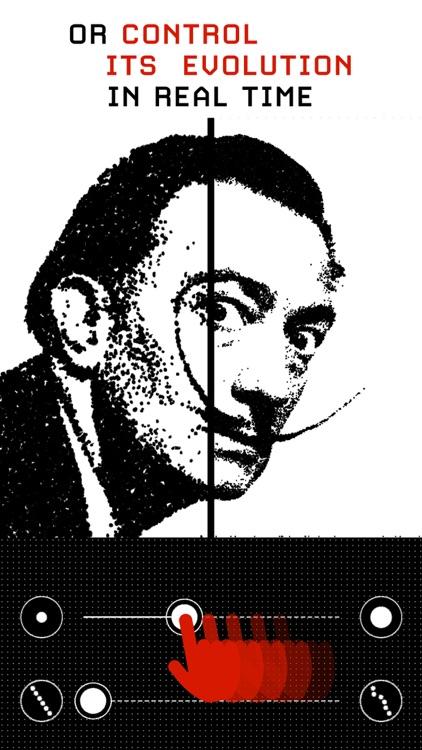 Generate - generative drawing