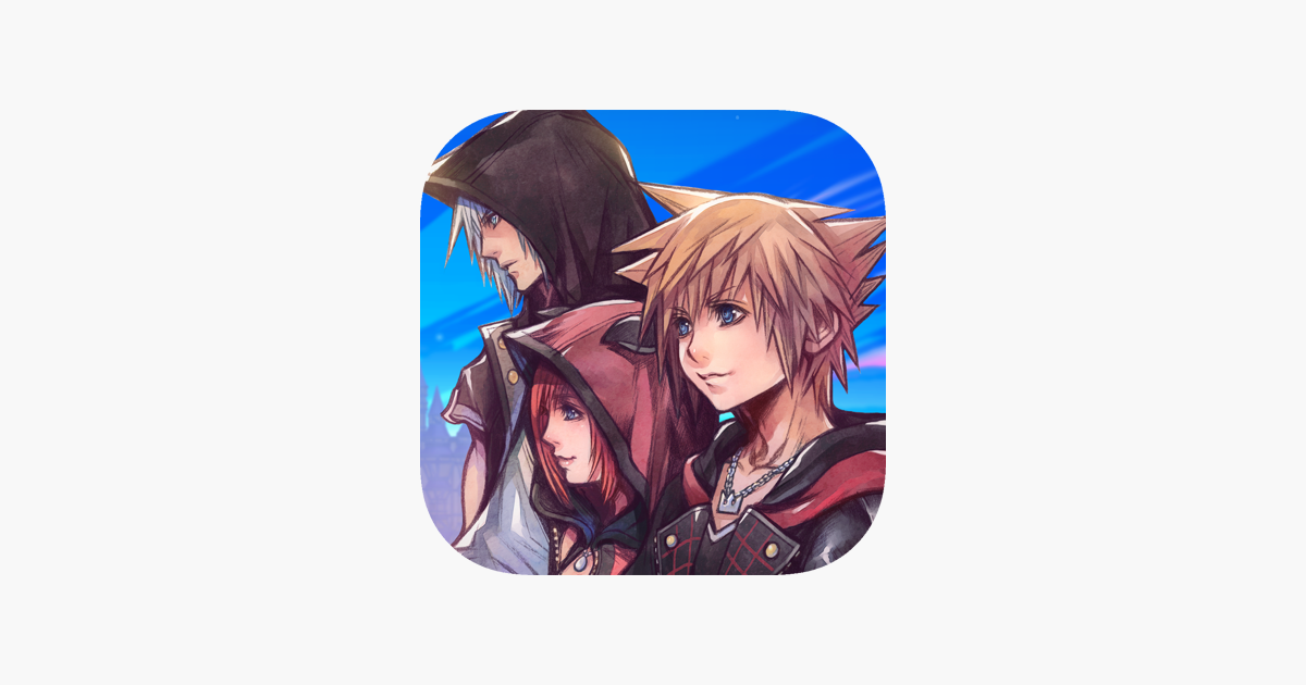 bfa7b5a73fe  KINGDOM HEARTS Union χ[Cross] on the App Store