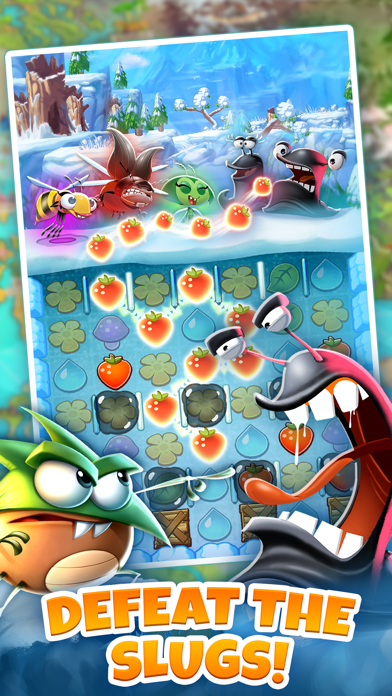 Best Fiends - Puzzle Adventure Screenshot