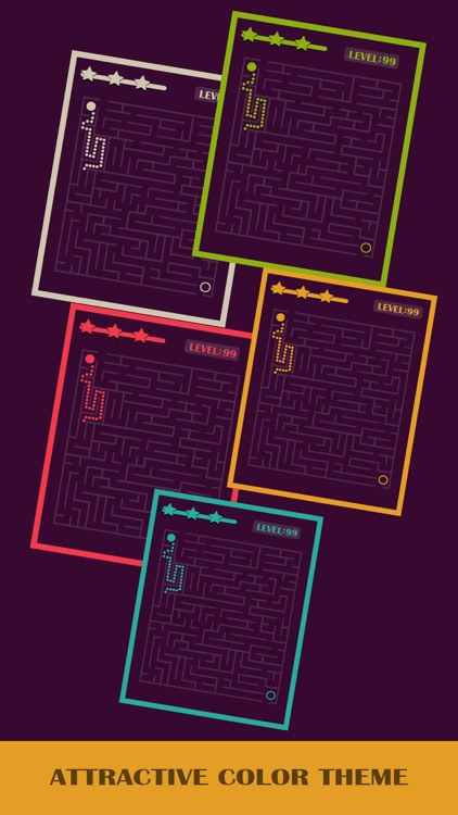 Maze master - Labyrinth world screenshot-4