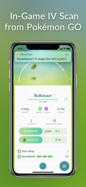 Pocketdex for Pokémon GO on the App Store