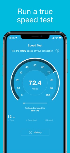 OpenSignal - Speed Test & Maps on the App Store