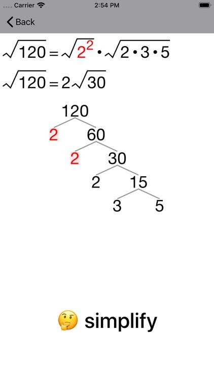 20/20 Radical Simplification screenshot-3