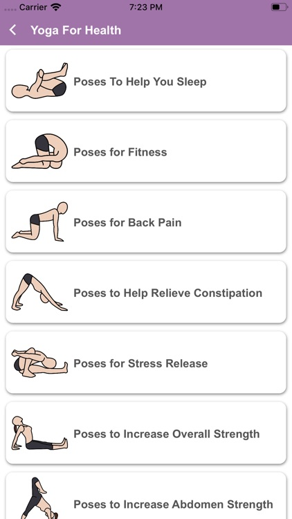 Daily Yoga Guidence screenshot-5