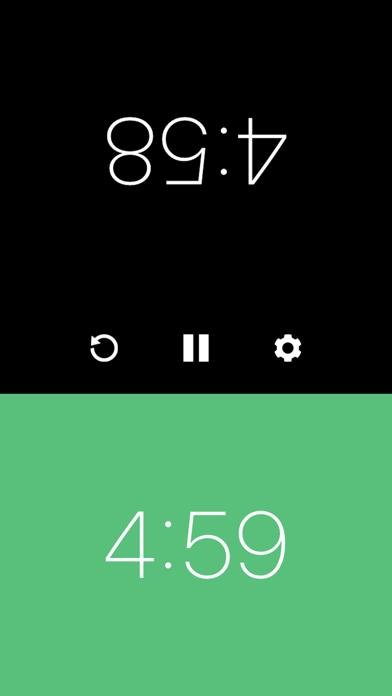 Go-timer screenshot 2