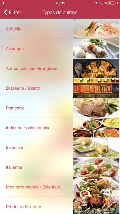 MICHELIN Guide Europe 2019 screenshot-3