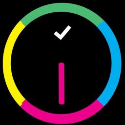 Crazy Wheel : switch color job