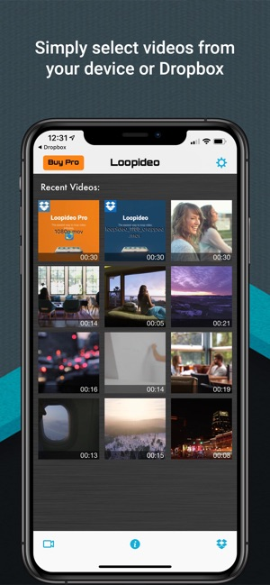 Loopideo - Loop Videos on the App Store