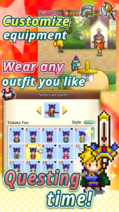 Quest Town Saga screenshot 3