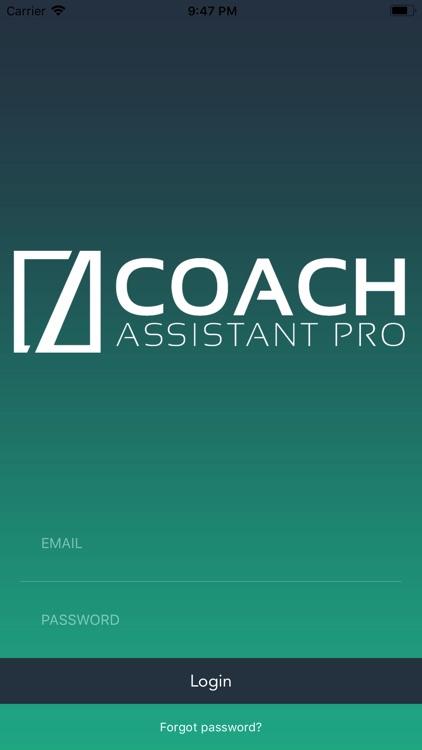 Coach Assistant Pro
