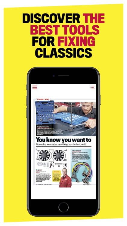 Practical Classics Magazine screenshot-3