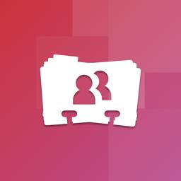 Ícone do app FullContact | Address Book