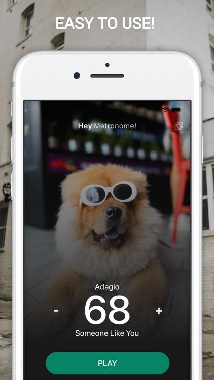 AudioKit Hey Metronome screenshot-4