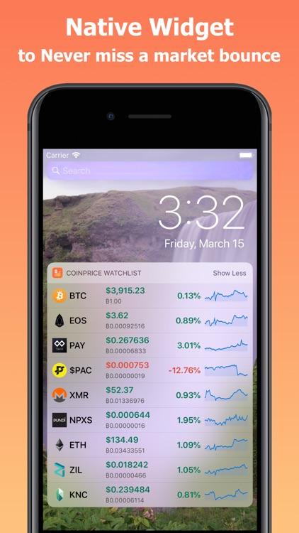 CoinPrice - Crypto Market screenshot-5