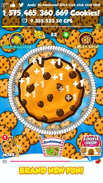Cookie Clickers 2 screenshot-0