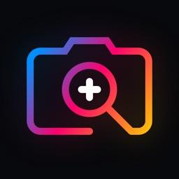 Super Photo Zoom Lens & Camera