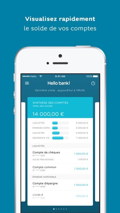 Hello bank! par BNP Paribas