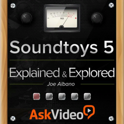 Soundtoys 5 Course By AV 101
