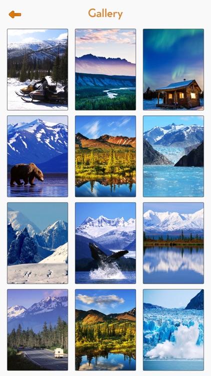 Alaska Tourism Guide screenshot-4