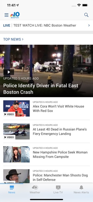 NBC10 Boston on the App Store