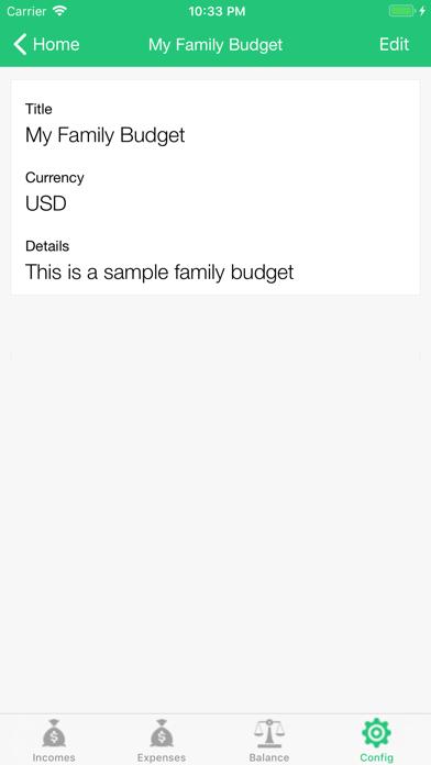 点击获取Family Expense