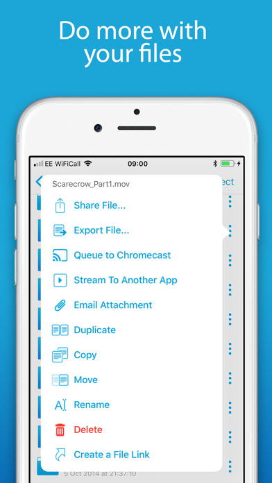 FileBrowser - Document Manager by Stratospherix Ltd (iOS, United