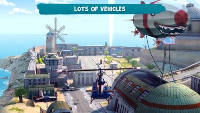 Screenshot from Blitz Brigade