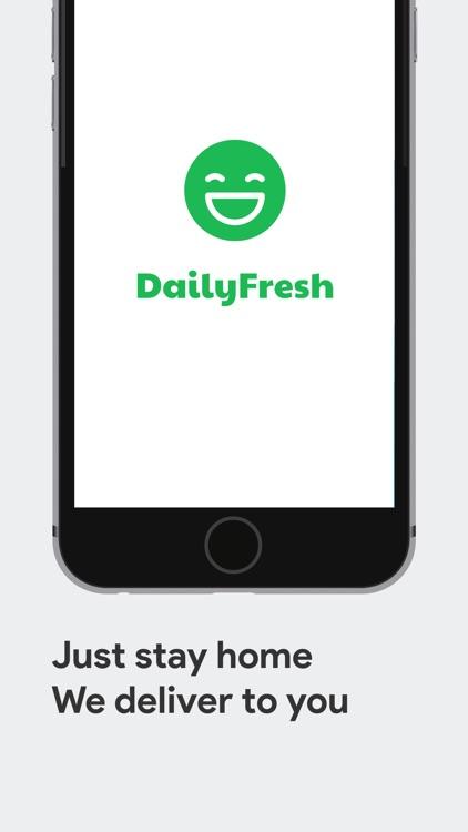 DailyFresh: Fresh fish & meat