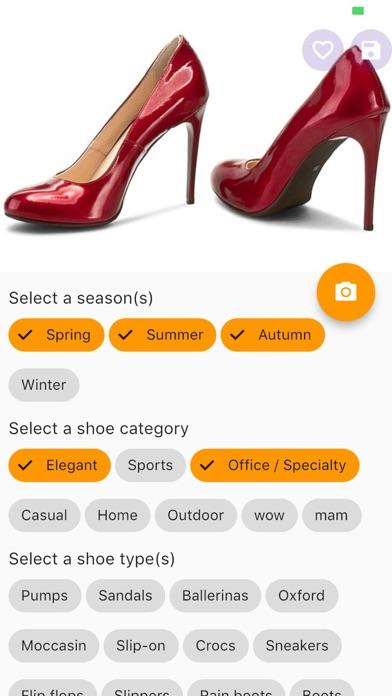 Shoedrobe screenshot #3