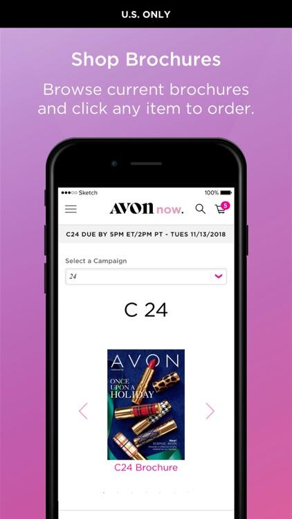 AvonNow screenshot-3