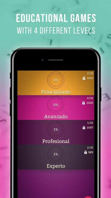 Learn Spanish Frase Master Pro screenshot-4