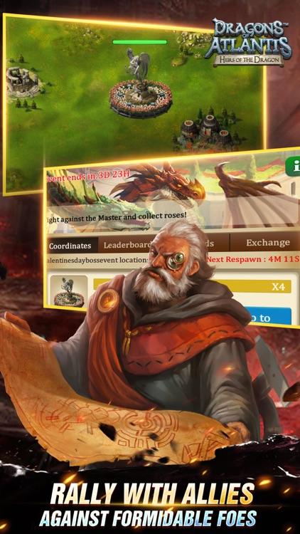 Dragons of Atlantis screenshot-0