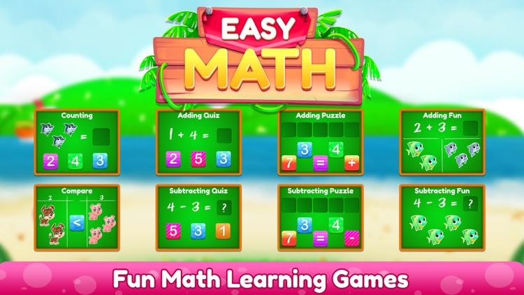 Kids Easy Math Learning Game screenshot-7