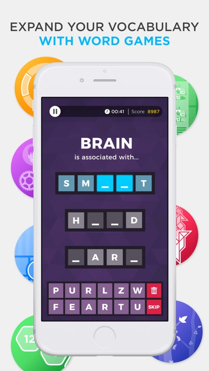 Peak - Brain Training screenshot-5