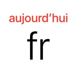 Learn French - Calendar 2019