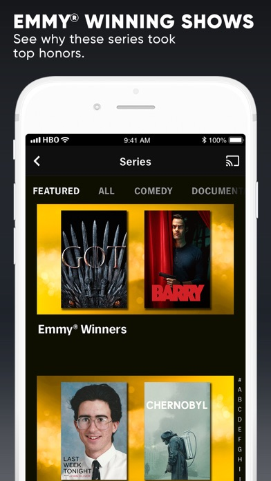 download HBO NOW: Stream TV & Movies for PC