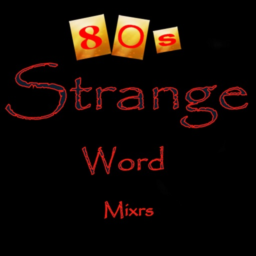 Strange Word Mixrs