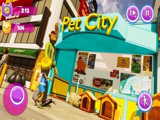 Little Kitten My Cat Simulator screenshot #5