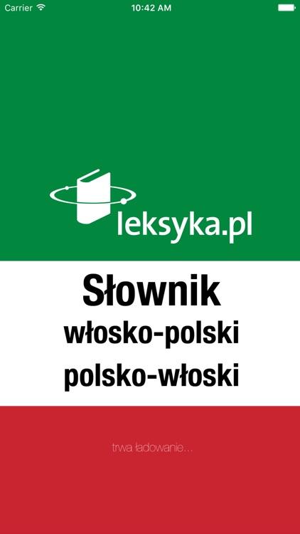 Leksyka Włosko Polski